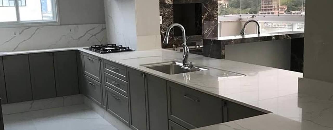 Image result for cozinhas de marmore